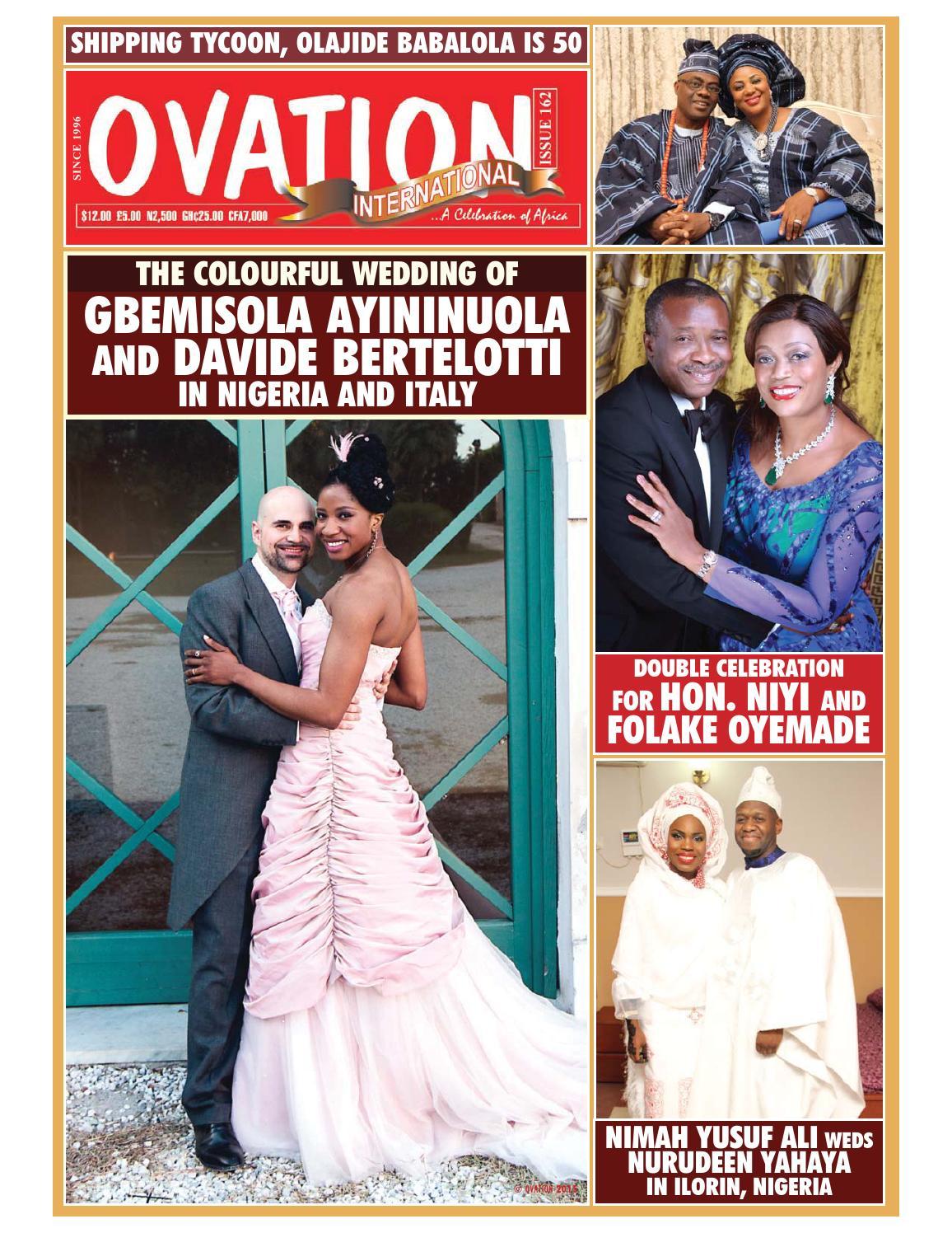 Ovation magazine issue 162 by t2eOvation - issuu