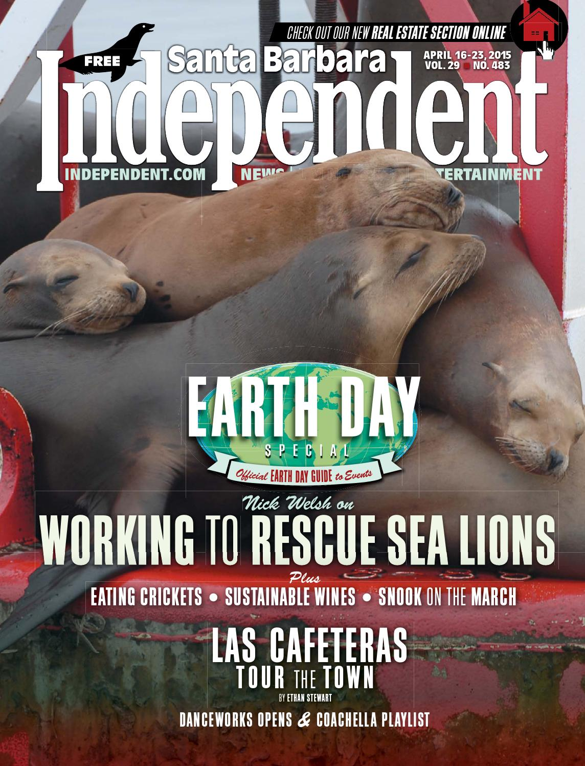 Santa Barbara Independent, 04/16/15 by SB Independent - issuu