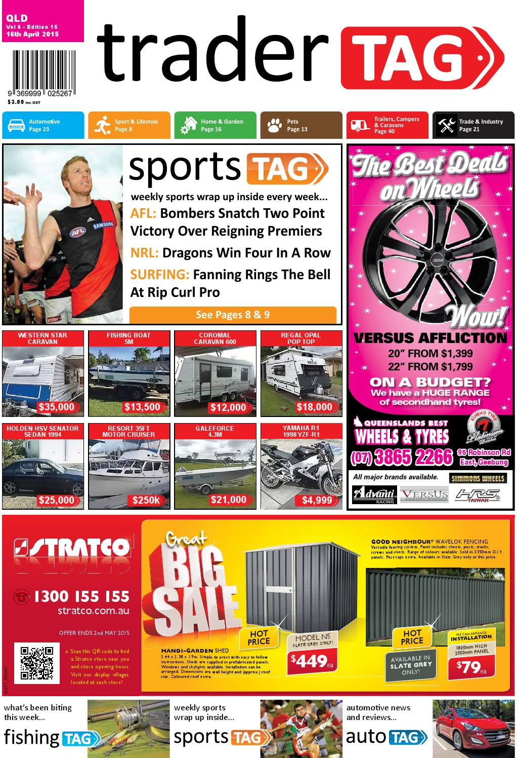 Tradertag Queensland Edition 15 2015 By Design Issuu Ferrari Backpack Piping Inch Xl Merah