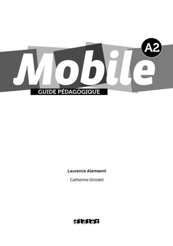 1afdfae1a7c86f Guide pédagogique mobile 2 by Arachely Chely - issuu