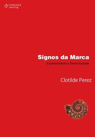 d5c4d20b11 Signos da Marca - Expressividade e Sensorialidade by Cengage Brasil ...