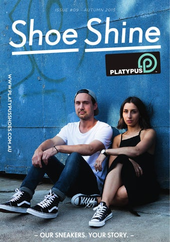 0d008cbbe59e9d Shoe Shine by Platypus - Issue  09 by Platypus Shoes - issuu