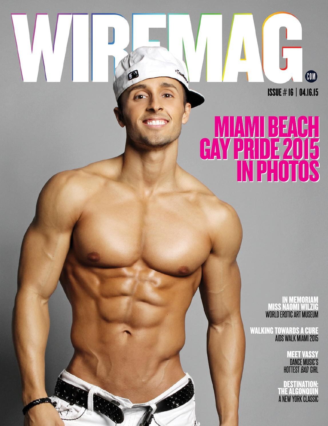 from Cruz wire gay newspaper miami beach fl