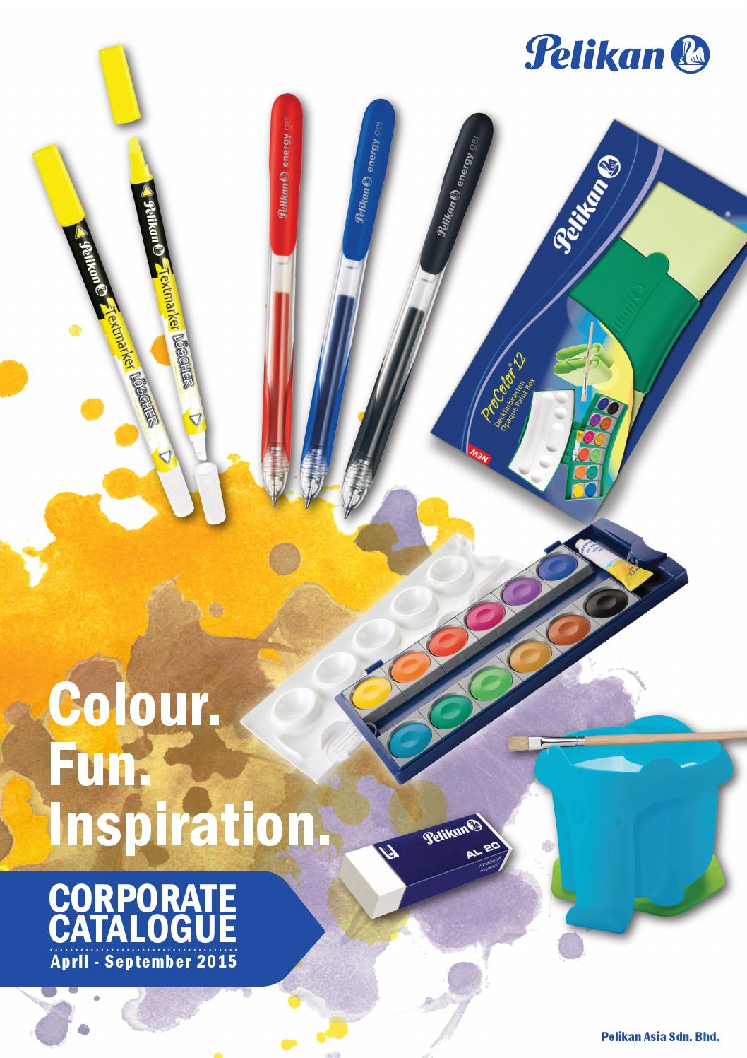 Fine Permanent Marker Pens Set Assorted Colours 23Pcs Pack For Writing /& Drawing