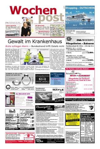 d7a46d916110a Die Wochenpost - KW 16 by Wolfram Daur - issuu