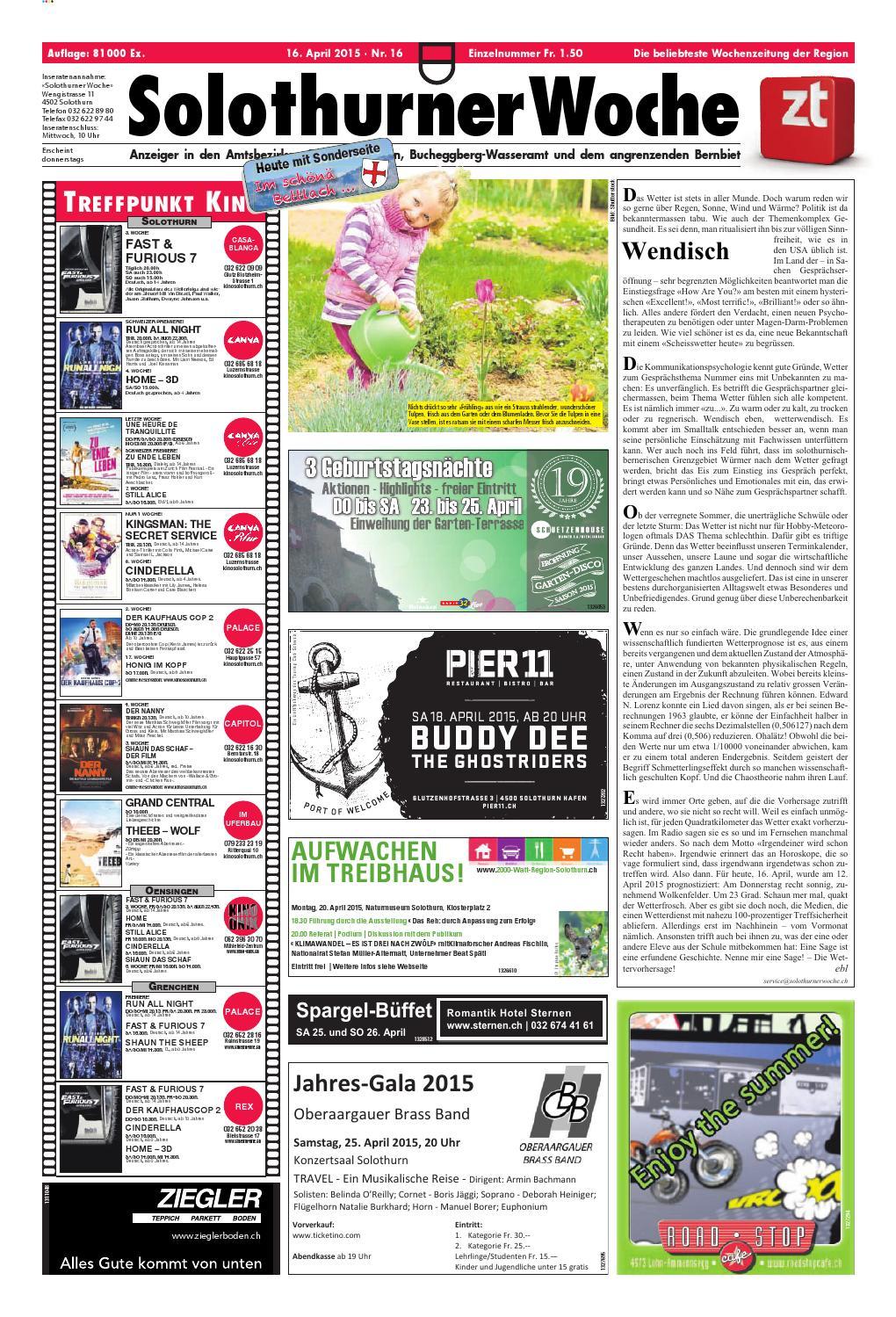 SoWo 16/15 by ZT Medien AG - issuu