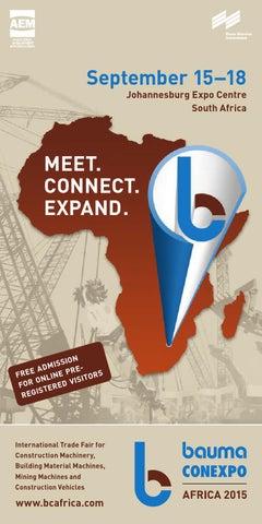 Bauma africa matchmaking