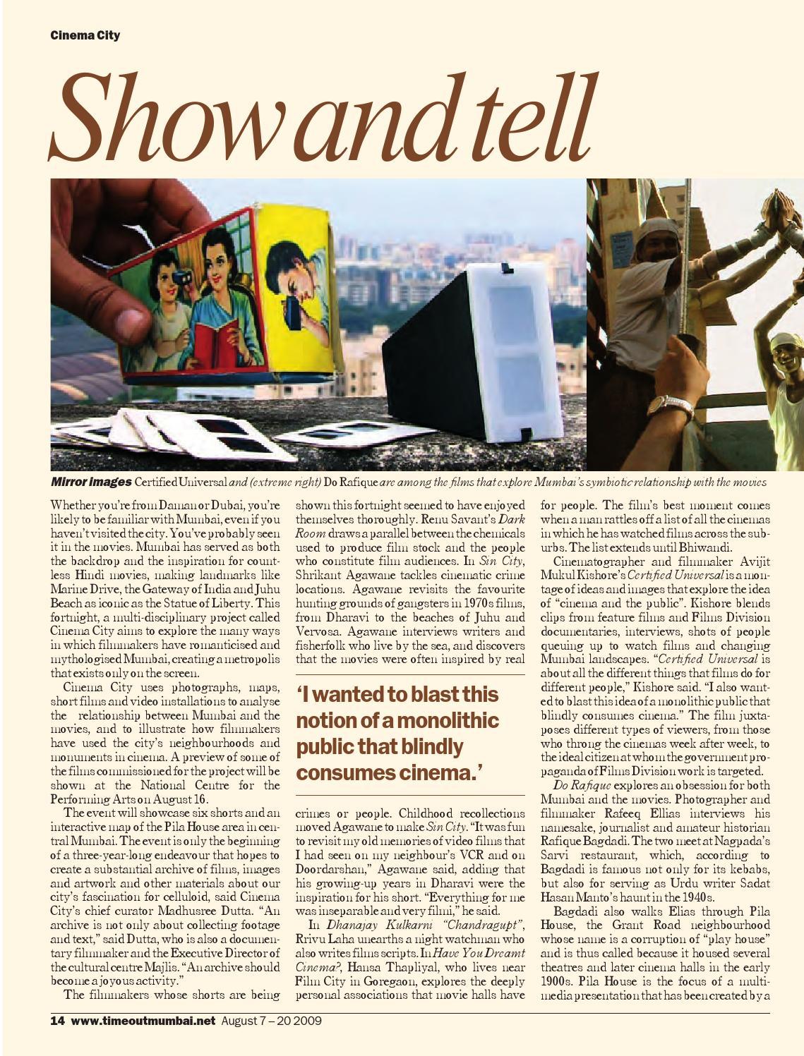 Print magazine 01 by Vishal Ghanekar - issuu