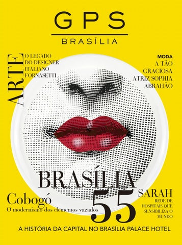 Revista GPS Brasília 10 by GPS   Lifetime - issuu 4fa585d11c