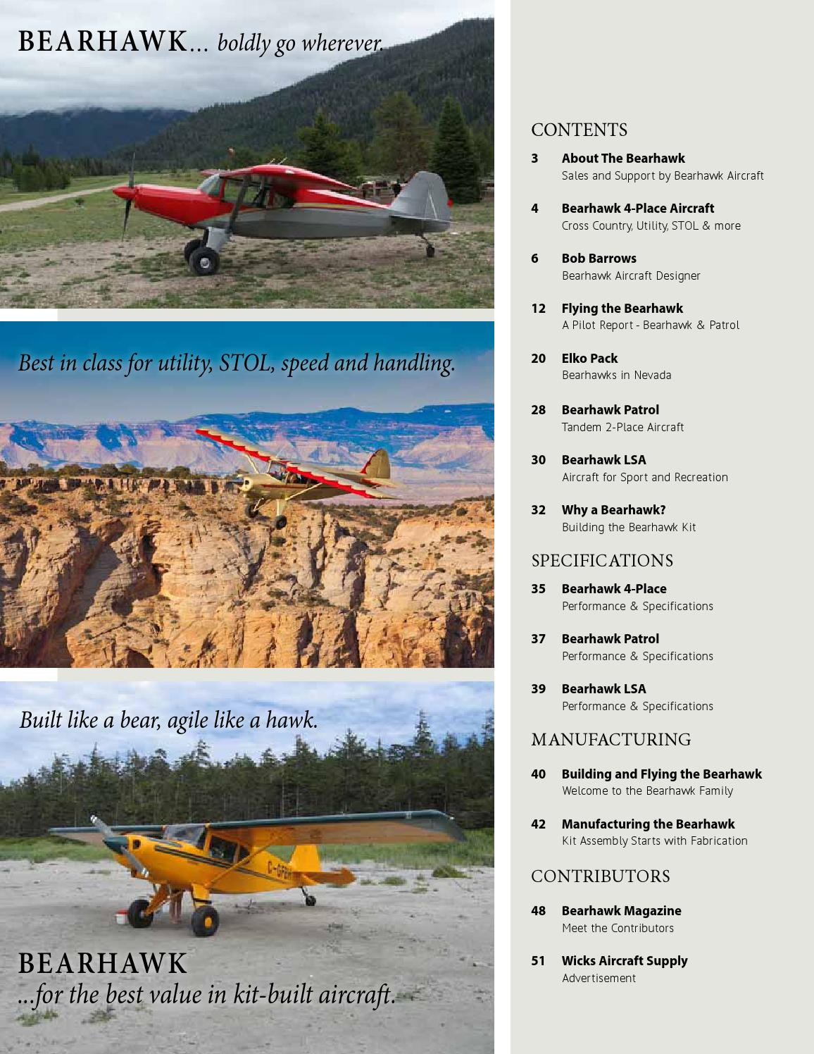 Bearhawk Magazine - April 2015 by m t - issuu
