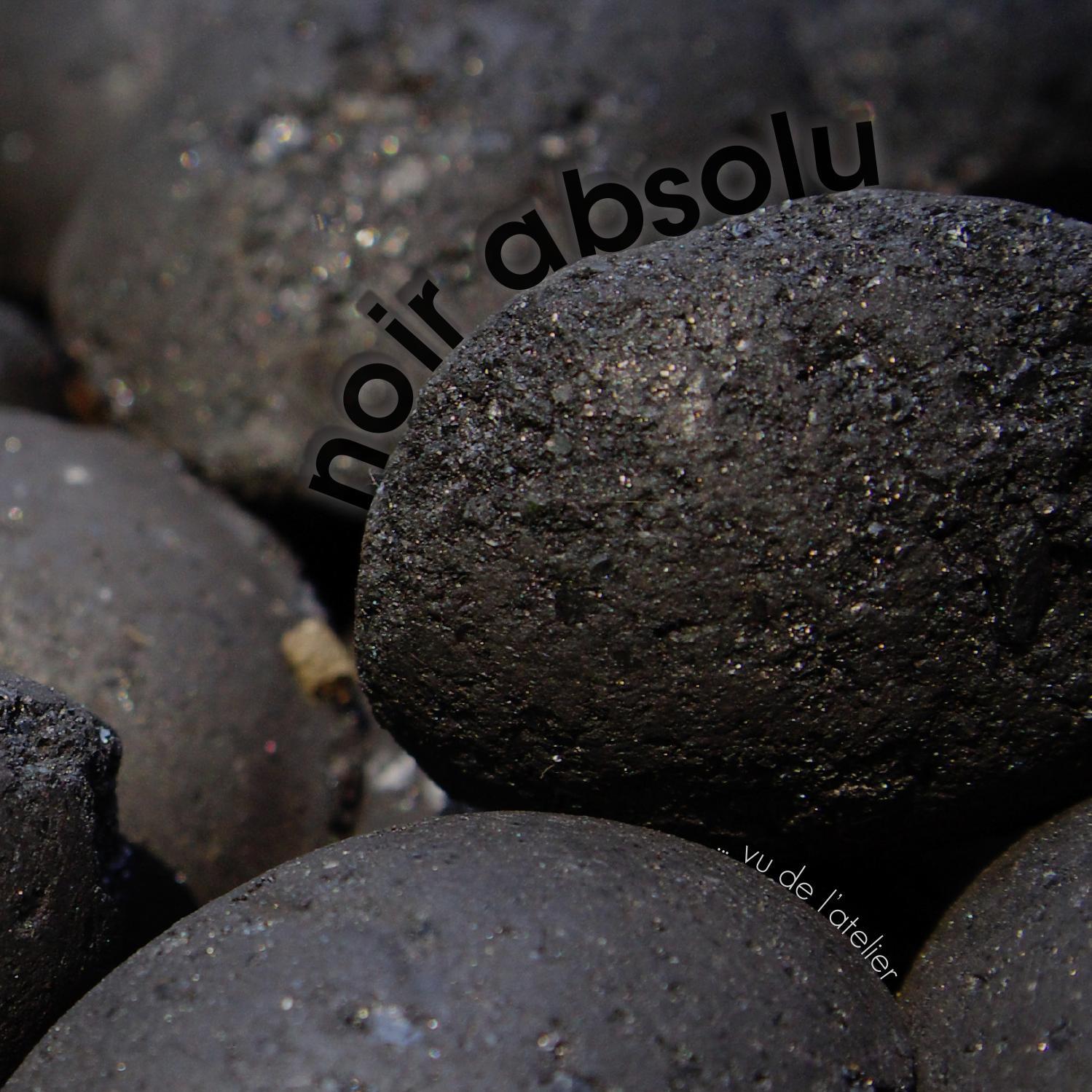 32 noir charbon la couleur de l 39 absolu by a3dc atelier 3d couleur issuu. Black Bedroom Furniture Sets. Home Design Ideas