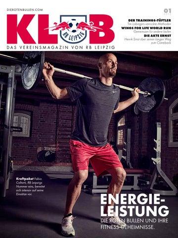 KLUB 02 2014 by RB Leipzig - issuu