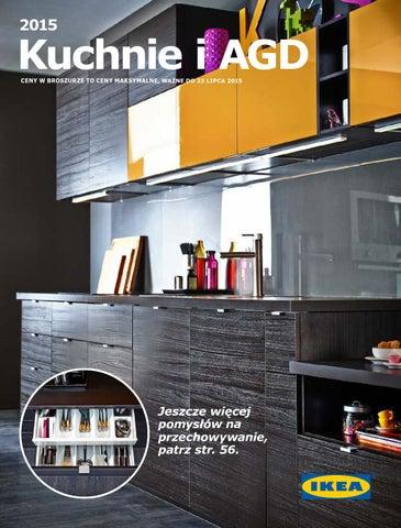 Ikea kuchnie i agd 2015 do23 07 15 by finmarket issuu - Catalogue ikea cuisine 2015 ...