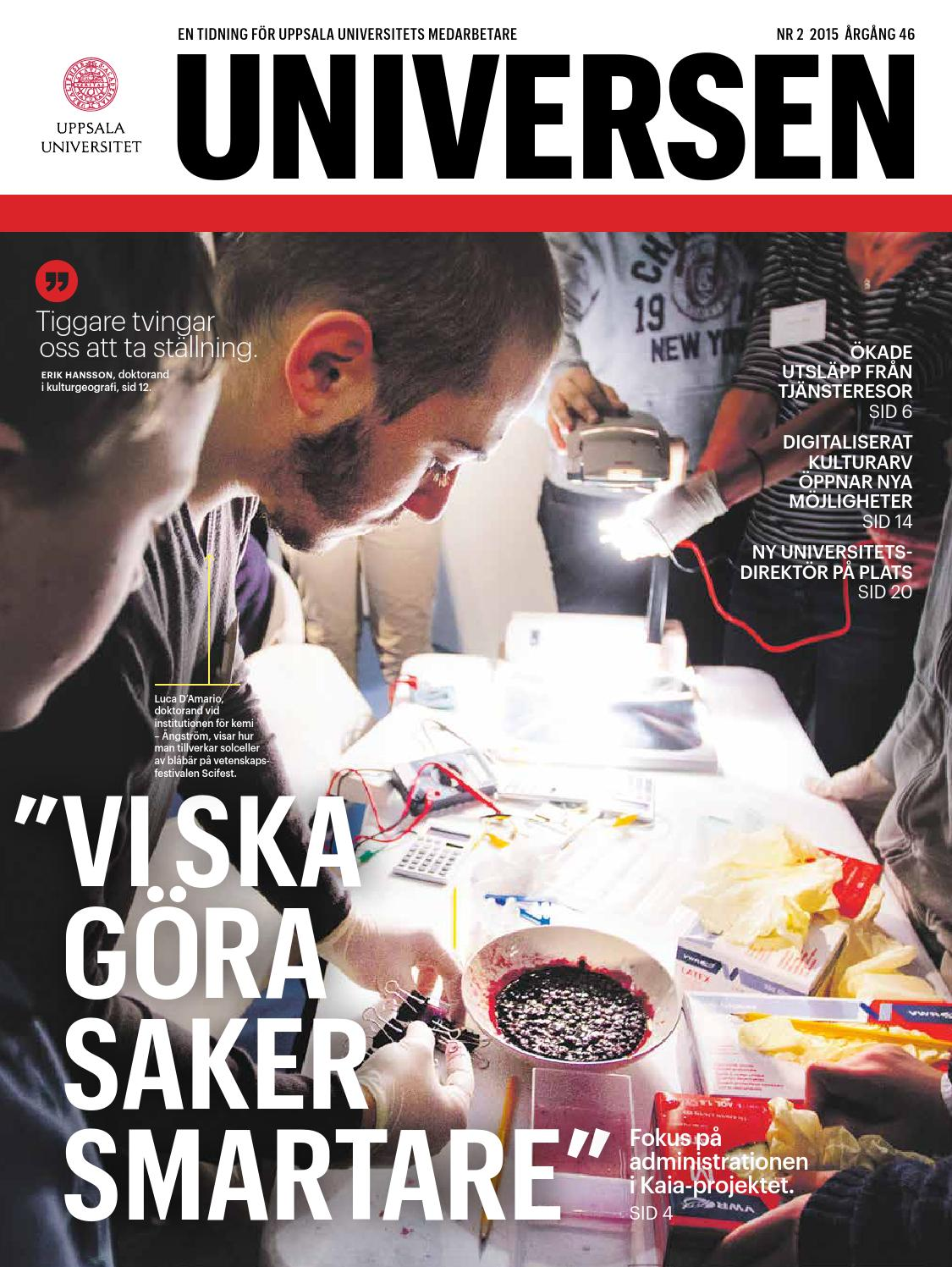 Tiggare Uppsala