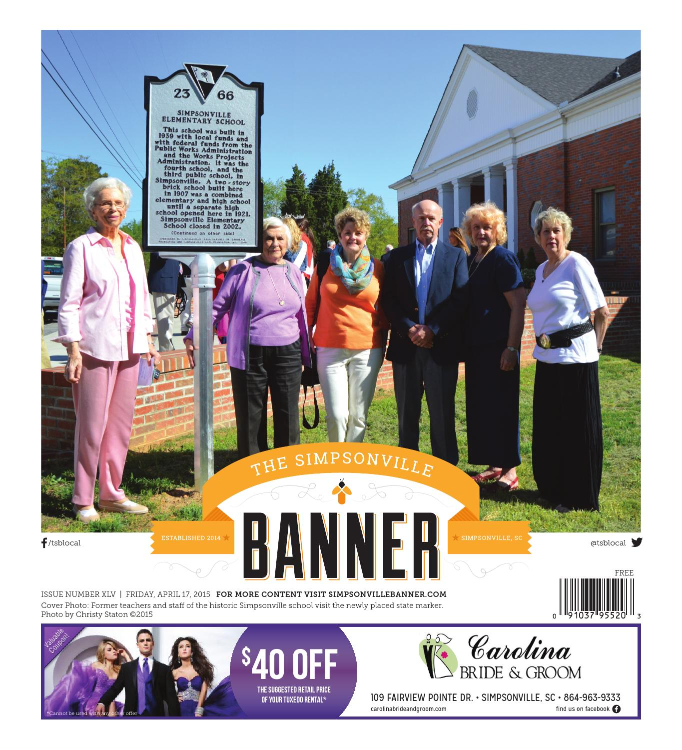 The Simpsonville Banner by tsblocal - issuu