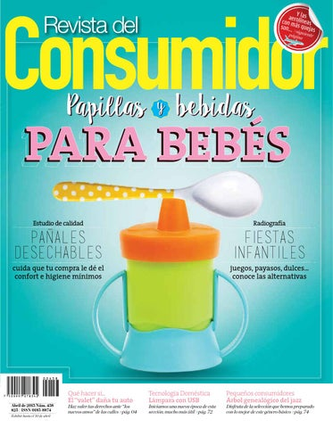 Revista del consumidor edicion no 458 abril 2015 by PROFECO - issuu 1b39a35c373