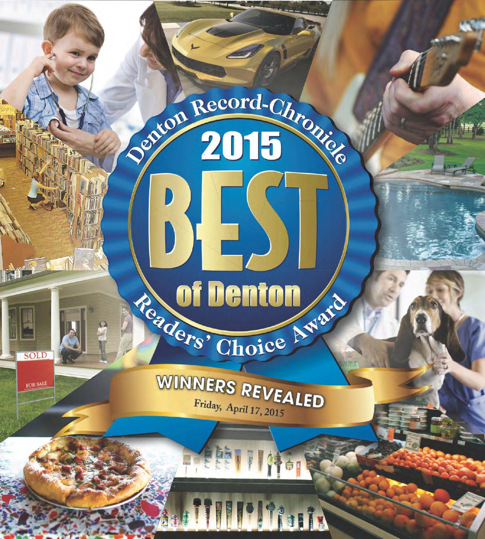 Best of Denton 2015 by Larry McBride issuu