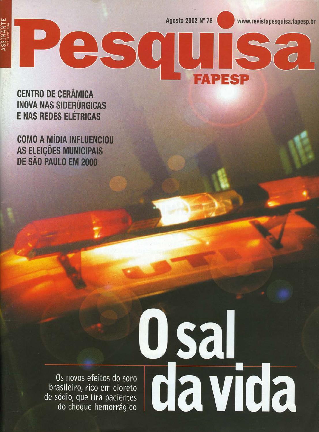 O sal da vida by Pesquisa Fapesp - issuu f765b6a9cc