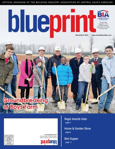 Blueprint marchapril 2015 by building industry association of blueprint marchapril 2015 by building industry association of central south carolina issuu malvernweather Gallery
