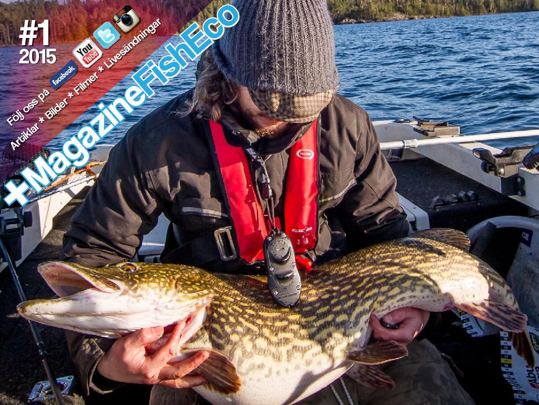Strålande magazinefisheco#1 2015 by +MagazineFishEco - issuu LA-34