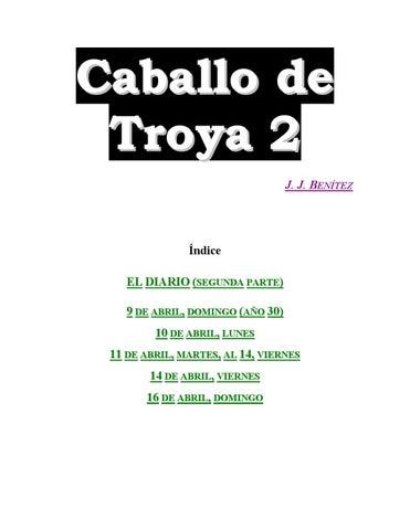 7c3cef602695 Caballo de troya 2 by gonzalo hernandez g - issuu