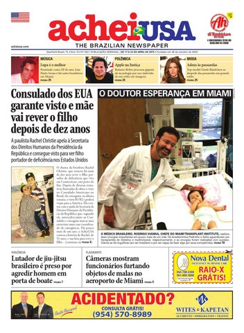 AcheiUSA 553 by AcheiUSA Newspaper - issuu d49c6e7f1b