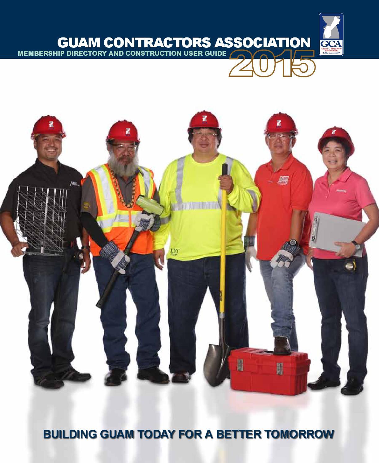 2015 GCA Membership Directory by Geri Leon Guerrero - issuu