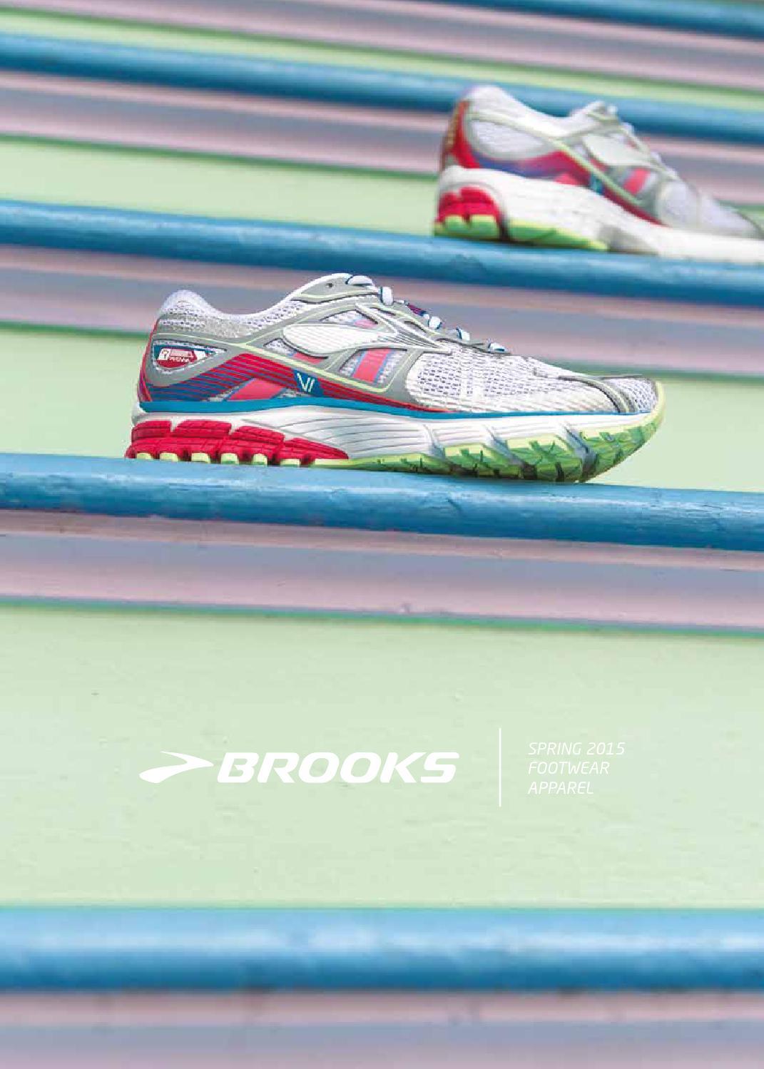 Brooks SS 15 Каталог Россия by Pro Athletics issuu