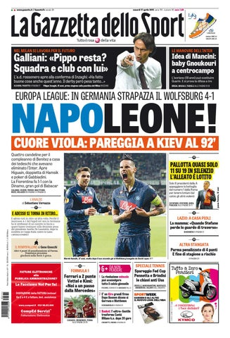 La Gazzetta dello Sport (04-12-2015) by Nguyen Duc Thinh - issuu 78f4cae5d5a1