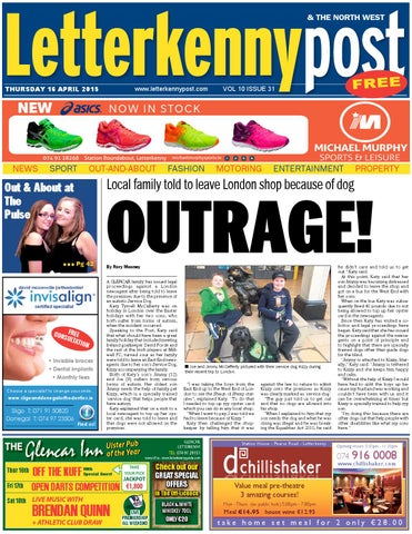 8a125d279106 16 April 2015 Letterkenny Post by River Media Newspapers - issuu