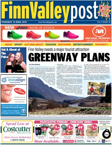 b99cdacd6 16 April 2015 Finn Valley Post by River Media Newspapers - issuu