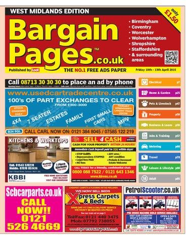 903c5a6e74b Bargain Pages West Midlands
