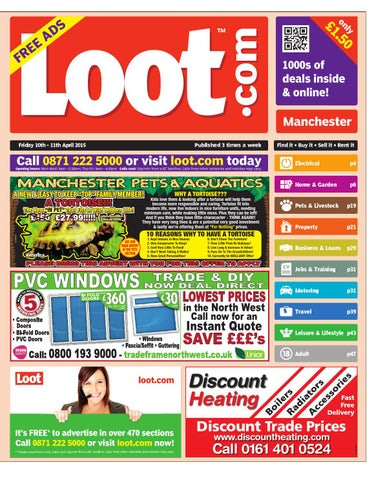 quality design 5a652 43f48 Loot Manchester, April 10th 2015 by Loot - issuu