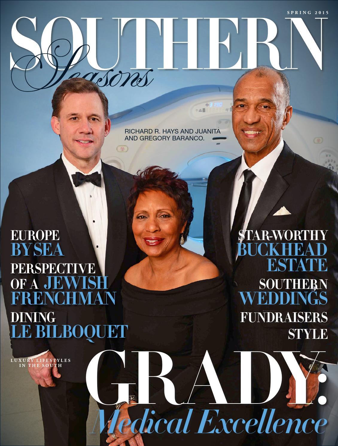 1984e23a63b970 Southern Seasons Magazine Spring 2015 by Southern Seasons Magazine ...