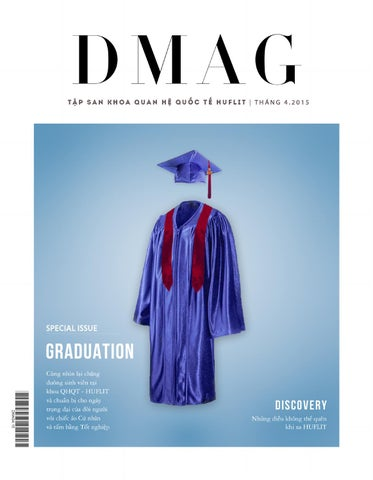 DMAG - Special Issue: Graduation