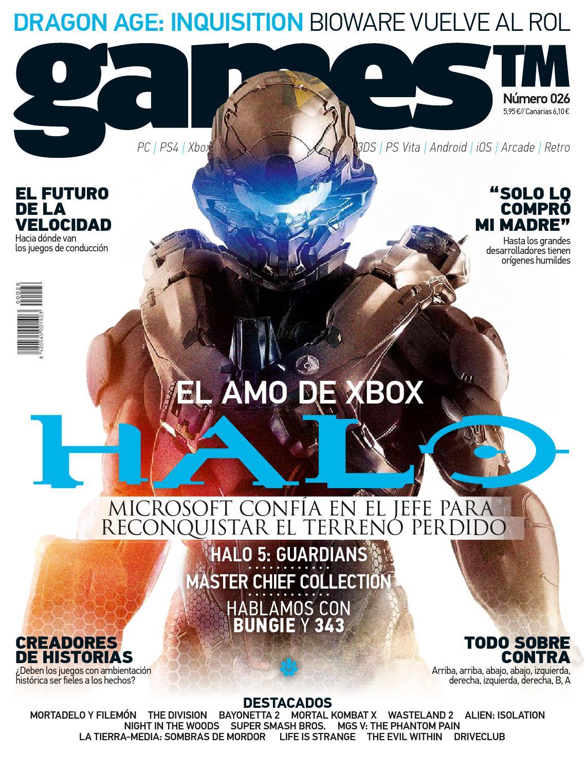 watch c44f0 1d58b Gamestm el amo del xbox 1 by tu mundo gamer - issuu