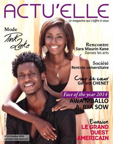 Actu elle n° 14 octobre 2014 by Actu elle magazine Sénégal - issuu cd9870e700f9