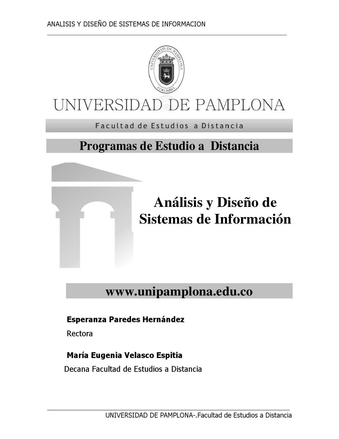 Analisis y diseño e sistemas de informacion by jdgranados25 - issuu