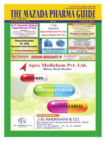The mazda pharma guide6 april 12 april 2015 by The Mazada