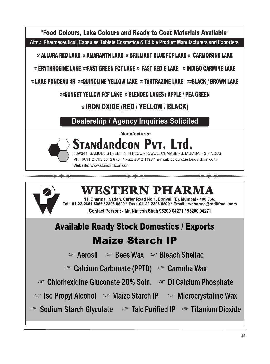 The mazda pharma guide13 april 19 april 2015 by The Mazada