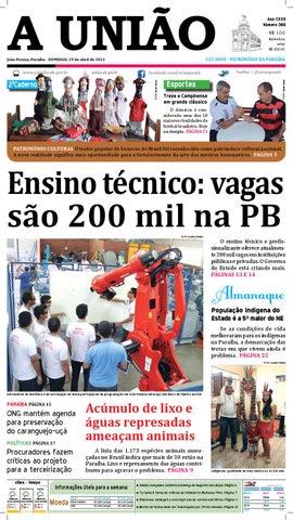 bcc9a76c0cda8 Jornal A União by Jornal A União - issuu