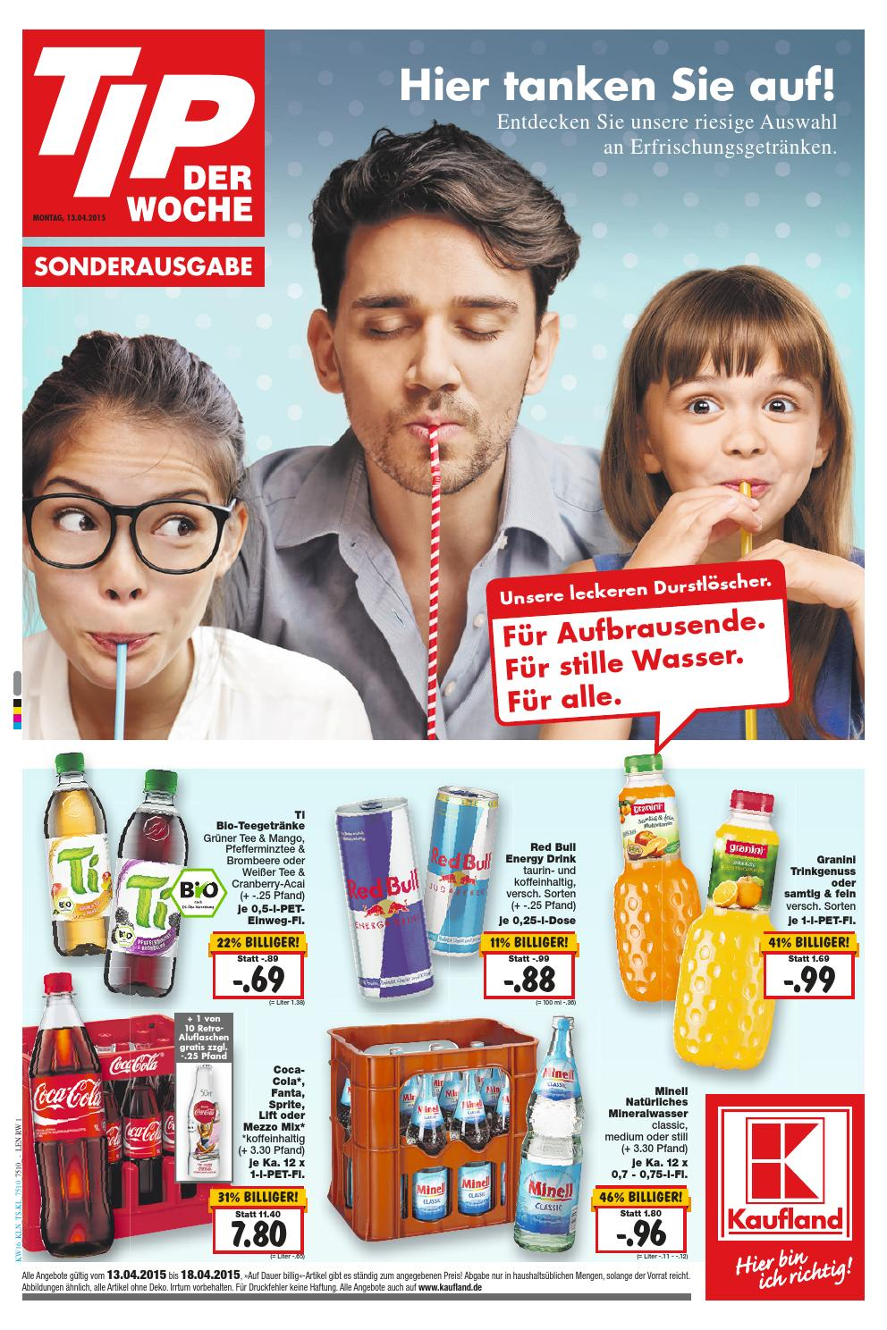 Kaufland Angebote ab Montag 20.04.2015 by Onlineprospekt - issuu