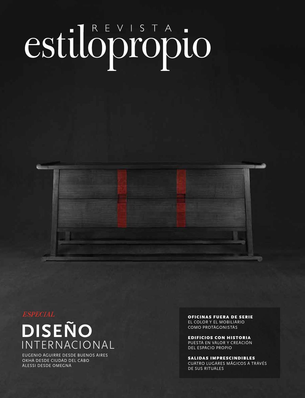 Estilo Propio #27 by Revista Estilo Propio - issuu