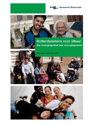 wmo kader rotterdam 2015 by diy issuu