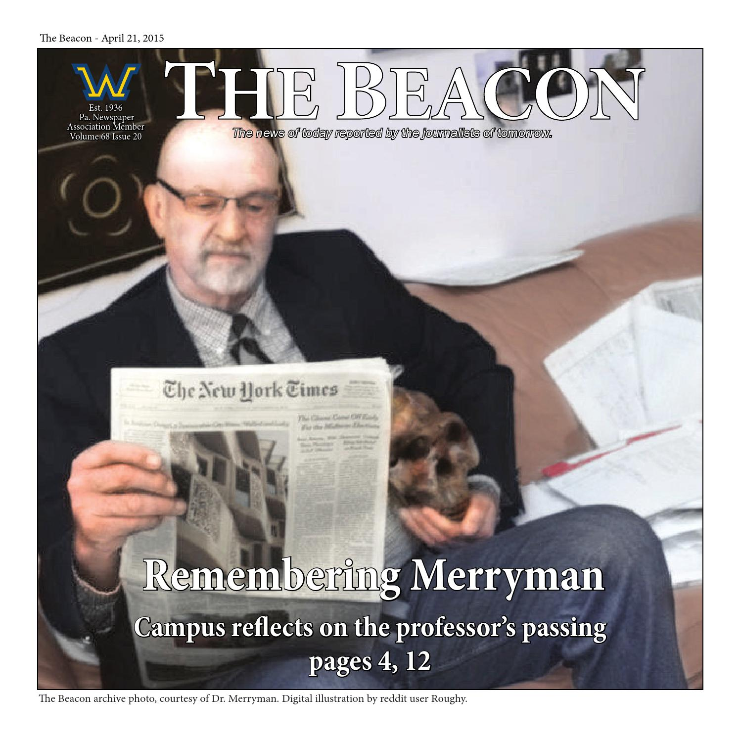 The Beacon - April 21, 2015 by Wilkes Beacon - issuu