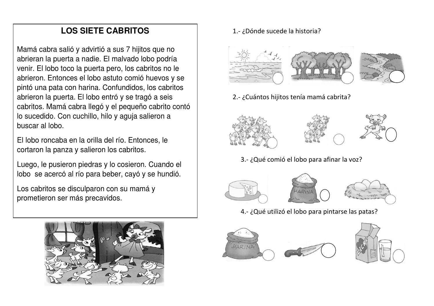 Sesion Los 7 Cabritos By Javier Giraldo Issuu