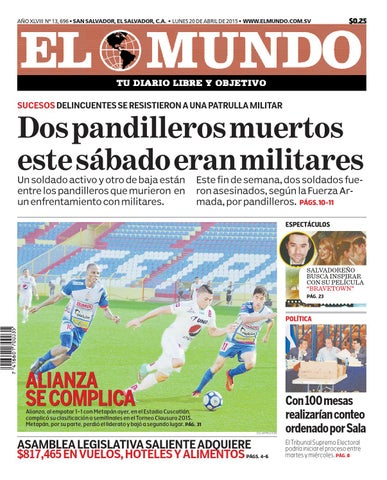 Mundo200415 by Diario El Mundo - issuu e449047301ccf