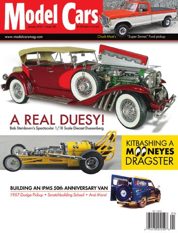 January 2015 192 Issue Of Model Cars Magazine By Model Cars