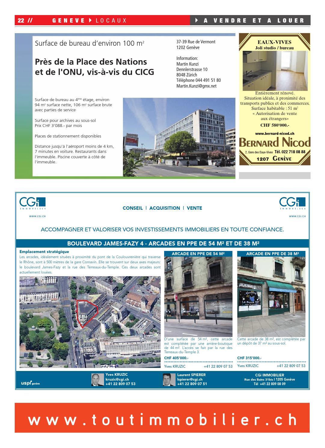 9469441eae30d3 Tout l immobilier Tout l emploi et formation du 20.04.15 by Tout  l immobilier Tout l emploi - issuu