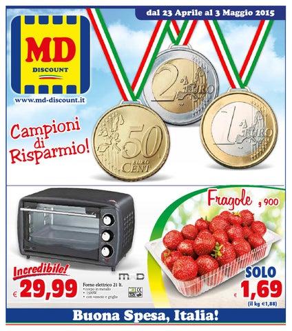 Volantino Md Lonato del Garda 23 aprile - 3 maggio 2015 by Md ...